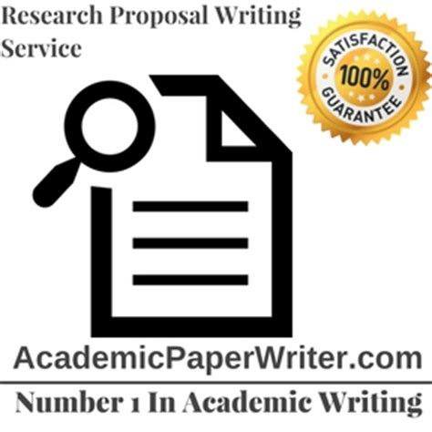 Research Proposal Custom Research Proposal Writing Service
